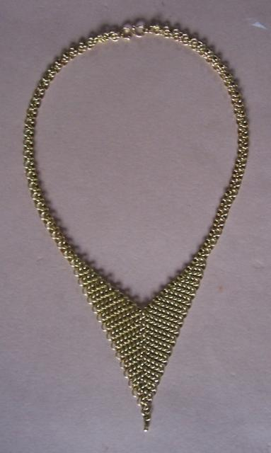 Gold Necklace GNV