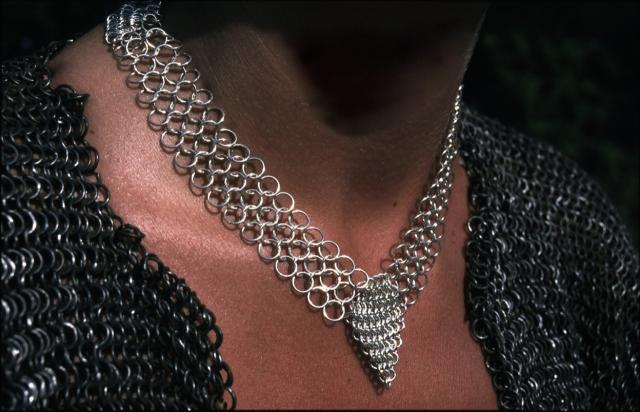 Silver Necklace ANM